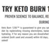 Buy Keto Burn 1250 Diet / Weight Loss Side Effect Pills!