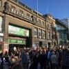 エディンバラでミュージカル鑑賞: 「スコットランド人は皆、幕間にアイスを食べる!?」話