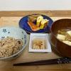 【復食】朝ごはんをたくさん食べる