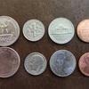 ハワイの小銭