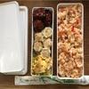 親父の弁当 Japanese father's box lunch