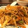 【正直すぎる食レポ】日高屋のバクダン炒め定食を採点してみた!【飯テロ】