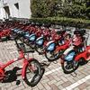 赤い自転車に乗って練馬区の町中華をめぐりました!