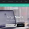 Ledger Nano S(レジャー・ナノS)の設定・使い方まとめ