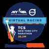 《バーチャル》ニューヨークシティマラソンに賭けた夢、散った夢