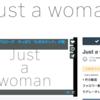 音声配信サービス『Just a woman』、一部スタートしています♡&早速お客様ご感想も♪