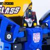 トランスフォーマー:Botcon2008 シャッタードグラス ブラー/Shattered glass Blurr