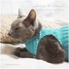ルアナクムネートルキ|着ると眠くなるシニア猫の冬衣