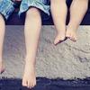 子供の足のサイズ、きちんと把握してますか?月に一度はサイズチェックを!