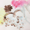 もんちゃんの水彩画「ヤギのトイレ」