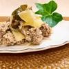 ホットクックレシピ ひき肉と青梗菜のもやし炒め