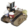 【ガルパン】ぺあどっと『Mk.IV戦車 エンディングVer.』完成品フィギュア【ぺあどっと】より2019年7月発売予定♪