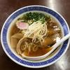 🚩外食日記(31)    宮崎ランチ   「あじふく」より、【しょうゆらーめん】【餃子】‼️