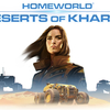【Homeworld: Deserts of Kharak】荒野で戦うSFRTS