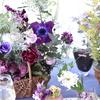 パリスタイルのアレンジメントとは お花の教室 in 世田谷(桜新町〜二子玉川)
