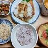 【まごわやさしいっす】赤魚のみぞれ煮定食の作り方。