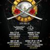 Guns N' Roses Live 参戦準備
