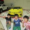 5年 校外学習 トヨタ会館・高岡工場