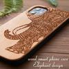おしゃれなスマホケース が欲しい! 木製のアニマル柄のiPhoneケースがかわいすぎる