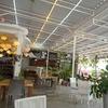 ペナン島の海辺のオシャレな食堂、Indochine Cafe