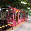 京都から琵琶湖へ 比叡山内シャトルバスと坂本ケーブル
