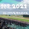 関屋記念2021 完璧な条件の逃げ馬