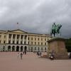 ノルウェー「ノルウェー王宮」の思ひで…