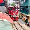 旅行者が思わず撮り鉄⁈になる街 in Hanoi