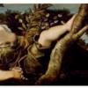 ティントレット「春の寓意」 家畜である若い女を妊娠させる