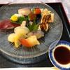 大阪・大阪中央卸売市場『丸忠』でお寿司のランチ