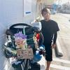 【10月20〜21日  558〜559日目 】西原村でボランティア (^з^)-☆