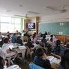 授業参観⑩ 3年生公開2時間目:道徳、理科、算数