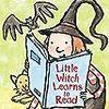"""【英語-多読】絵本~ """"Little Witch Learns to Read"""" ※Step into Readingシリーズ ~洋書で楽しく学ぼ♪"""
