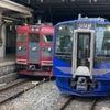 9月12日長野新幹線車両センターの状況