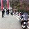 本山から別子へのツーリング