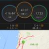 40km走②〜ロング耐性計画2回目〜