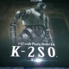 【組み立て】ダース・ナイアリス  スター・ウォーズ K-2SO 1/12スケール プラモデル 【レビュー】【改造】