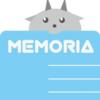 MEMORIA 〜かんたん操作!かわいいお知らせメモ帳メモリア〜♪