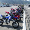 GooBike撮影会にバイクで行ってきました