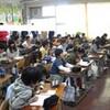 息子達の授業参観 2007