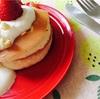 ハワイで買ったエッグスンシングスのバターミルクパンケーキミックスで作ってみたよ!