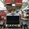 ロンドン交通博物館楽しい! ロンドン研修2日目