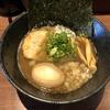 麺や いかり@鶴間の焼煮干ラーメン