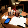 ★JR新大阪駅で朝喫茶