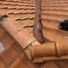 【屋根修理・府中市】築40年の日本瓦、棟の積み直し(耐震化)工事が完了しました!