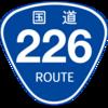 No.160 国道226号