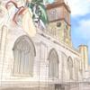 【観光】英国一人旅 19 / セントジャイルズクリップルズゲート教会&ロンドン塔周辺 5月27日