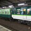 鉄道の日常風景94…過去20130108夜の京阪