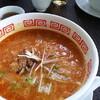 ●見沼区「ASIAN FRENCH DINING 味市場(あじいちば)」 の担担麺その2