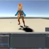 UMotion Pro – Animation Editor で男性モーションを女性モーションに調整してみた!